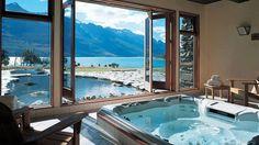 Blanket Bay Lodge, New Zealand