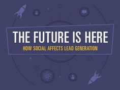 how-social-affects-lead-gen by Marketo via Slideshare