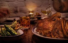 Where To Eat Lamb Chops In London - Curried, charred and tea-smoked. Date Night Restaurants, British Restaurants, Pubs And Restaurants, Yorkshire, Good Roasts, Sunday Roast, London Food, Lamb Chops, Pasta