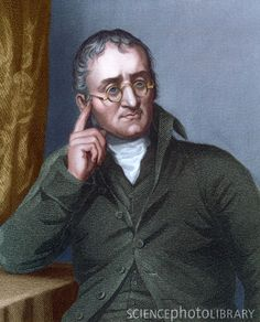 John Dalton proposed a new theory on the nature of atoms, which became known as Dalton's Atomic Theory.