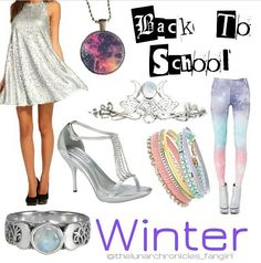 Back to school Winter