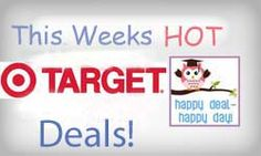 Target Back-To-School Deals Week of August 10th - August 16th