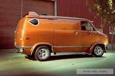 Chevy van...vk
