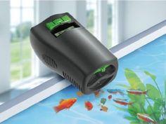 Автокормушка Tetra myFeeder для аквариумов, черный - купить в интернет магазине с доставкой, цены, описание, характеристики, отзывы