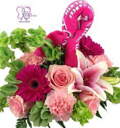 19 best pink breast cancer awareness images on pinterest breast detroit area florist mancusos florist st clair shores michigan mi mightylinksfo