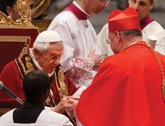 Pope Benedict makes moves to secure his legacy  New Evangelization fits perfectly into pontiff's themes of continuity, change and reform. From the Mar. 4 issue of OSV Newsweekly