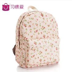 New 2014 Lovely printing backpack children women travel bags girl cartoon brand shoulder bags canvas school backpack 24 styles-in Backpacks from Luggage & Bags on Aliexpress.com | Alibaba Group