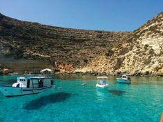 Italy- Sicily - Agrigento - Cala pulcino - Lampedusa