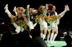 Zoo Fever Cheerleaders for Carphone Warehouse & BesyBuy event  www.londoncheerleaders.co.uk