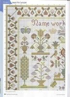Gallery.ru / Фото #33 - The world of cross stitching 177 - WhiteAngel