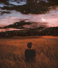 Image shared by Roziell. Find images and videos about sky, night and landscape on We Heart It - the app to get lost in what you love. Anime Scenery Wallpaper, Dark Wallpaper, Dark Photography, Night Photography, Sky Aesthetic, Aesthetic Anime, Purple Aesthetic, Photo Ciel, Urbane Fotografie