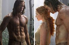 The First Images Of Alexander Skarsgård As Tarzan Have Been Released And They're Hard To Handle