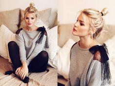 Conleys Blue Sweater
