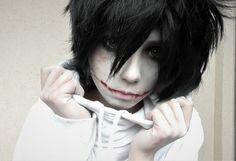 Jeff the Killer Cosplay 3 by betweenmyface