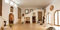 Coco Chanel's Villa La Pausa - Roquebrune, France