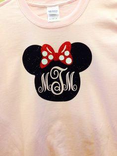 Minnie Monogram
