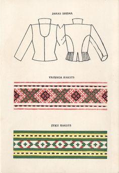 Latvian garments