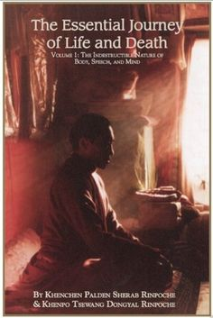Essential Journey of Life and Death, Volume One: The Indestructible Nature of Body, Speech, and Mind (Volume 1) by Khenchen Palden Sherab Rinpoche According to the Buddha, all sentient beings are naturally enlightened and have been pure since the beginning. However, due to a small mistake, a little grasping develops into ego-clinging and a cyclic state of delusion. The bardo is the interval from the beginning of delusion until we return to our primordial nature. All our wandering in between…