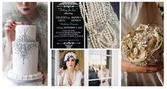 Something Borrowed: {Movie Inspired Weddings} The Great Gatsby