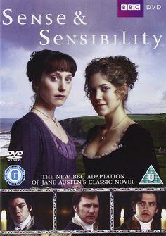 Sense & Sensibility : Complete BBC Series 2008 DVD: Amazon.co.uk: Charity Wakefield, Hattie Morahan, David Morrissey: DVD & Blu-ray
