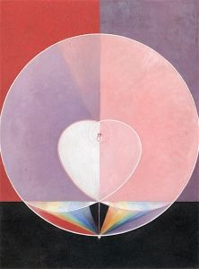 The Dove, No. 02, Group IX/UW, No. 26 - Hilma af Klint - The Athenaeum
