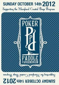 Kayak poker run! A neat idea for fundraising!