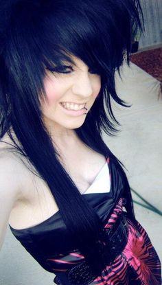 Scene Girl :)