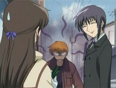 This is it. This is Fruits Basket. This sums it all up.
