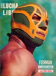 Awesome Lucha Libre magazine covers from the Mexican Wrestler, Wrestling Posters, Catch, The Sporting Life, Masked Man, Professional Wrestling, Mexican Art, Chicano, Illustrations Posters