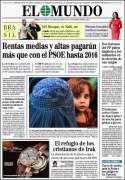 DescargarEl Mundo - 21 Junio 2014 - PDF - IPAD - ESPAÑOL - HQ