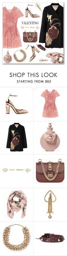 """""""from head to toe in Valentino"""" by valentino-lover ❤ liked on Polyvore featuring Valentino"""