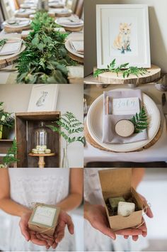 The most beautiful woodland themed baby shower. So elegant!