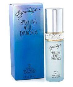 elizabeth taylor perfume line   Sparkling White Diamonds Elizabeth Taylor perfume - a fragrância ...