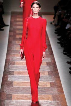 Valentino Fall 2012, Trend Report - Jewel Tones.