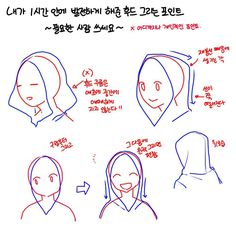Tips for drawing hoodie