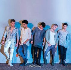 LOS AMO HERMOSOS Love Of My Life, O Love, Brian Christopher, Memes Cnco, Cnco Richard, Scott Mccall, Just Pretend, Latin Music, Ricky Martin