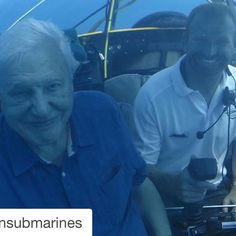 Triton Submarines 2015 - is my brother Patrick Lahey's company in Vero Beach Florida - used for David Attenborough's upcoming special on the Great Barrier Reef. #triton #tritonsubmarines #patricklahey #davidattenborough #greatbarrierreef #ocean #beauty #reef #submarine #sirdavidattenborough @tritonsubmarines with @repostapp.  He (David Attenborough) said it was like being in a cinema or something. Youre in absolute comfort youre not strapped in  the temperatures the same you dont have to…
