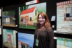 Libby McColl Artist Wall, Nz Art, Buy Tickets, Artists, Creative, Painting, Artist, Painting Art, Paintings