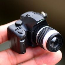 Fashion Hot Sale Keychains Cute Creative Camera Shape With Shutter Sound  Key Ring Key Chain Fancy Toy (China)