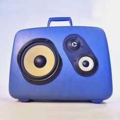 Mr. Mega portable sound system by Case of Bass