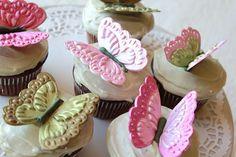 how to make gumpaste butterflies
