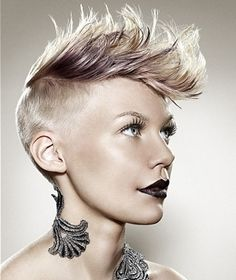 short punk rock haircuts | Short, Long or Medium Hairstyles for Women