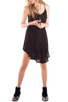 Daria Dress | Black Sands