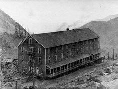 Boarding House ~ Tomboy Mine ~ Telluride Colorado ~ 1906