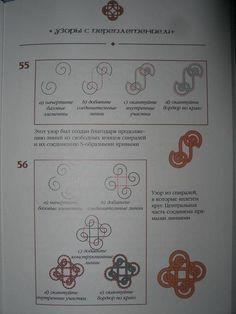 Иллюстрация 7 из 13 для Кельтские узоры: Практический курс по построению орнаментов - Шейла Стеррок | Лабиринт - книги. Источник: Мариста