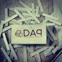 En #DAP todos nuestros materiales son reciclados.  www.dapdyr.etsy.com #México #CDMX #Diseño #Reciclaje #ReciclajeCreativo
