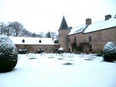 Manoir de la Noë Verte, Bretagne