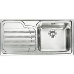 Franke Galassia 611 Kitchen Sink - 1 Bowl
