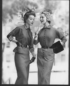 Ciao Bellissima - Vintage Glam; 1950's