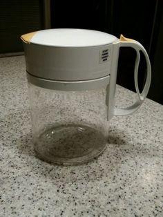 Bunn Easy Tea Pitcher Model BET Glass in Home & Garden | eBay